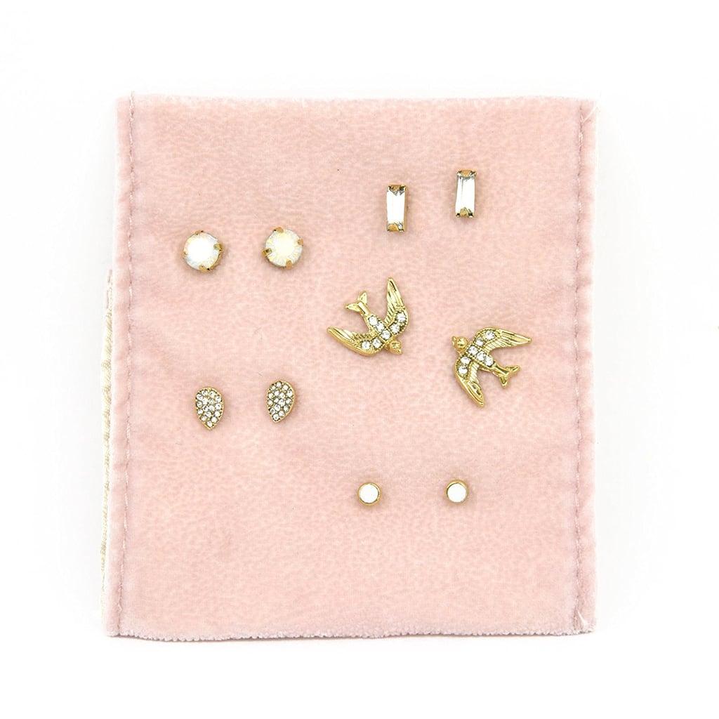 Violet & Brooks Sparkling Earring Quint Gift Set