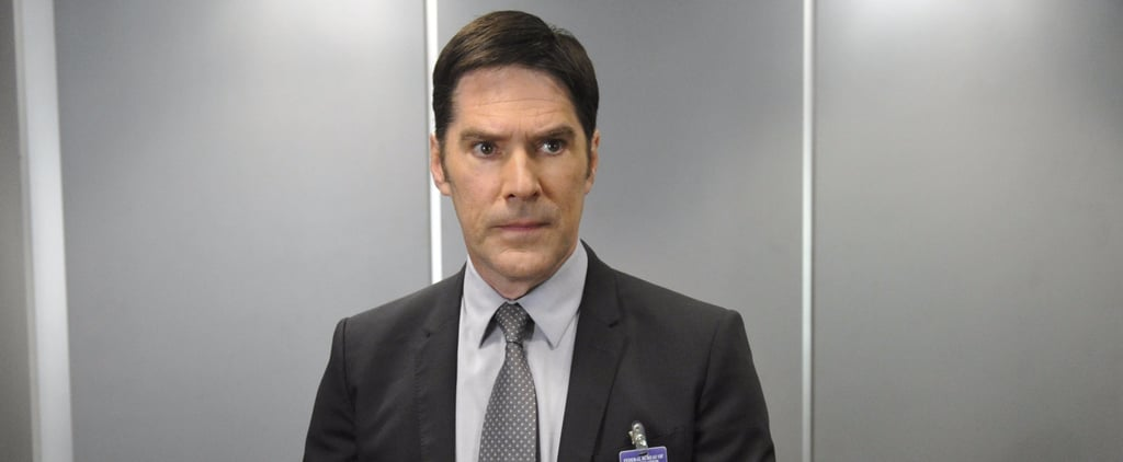 Thomas Gibson Is Leaving Criminal Minds, and Fans Have Extremely Mixed Reactions