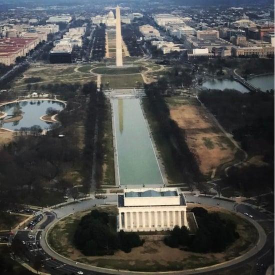John Legend Makes Fun of Donald Trump's Inauguration Crowds