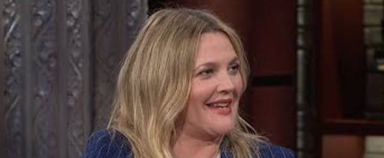 Drew Barrymore Recalls the Hilarious Time She Flashed David Letterman For His 48th Birthday