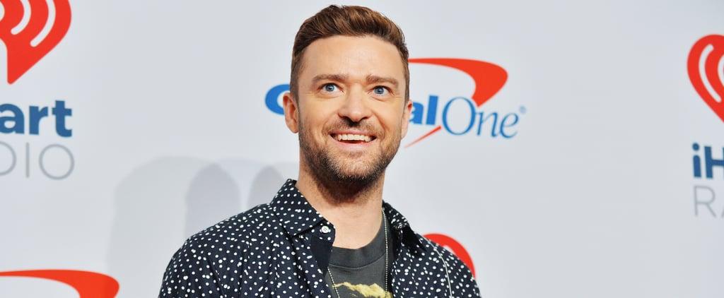 Justin Timberlake Took Son to Star Wars Land in Disney World