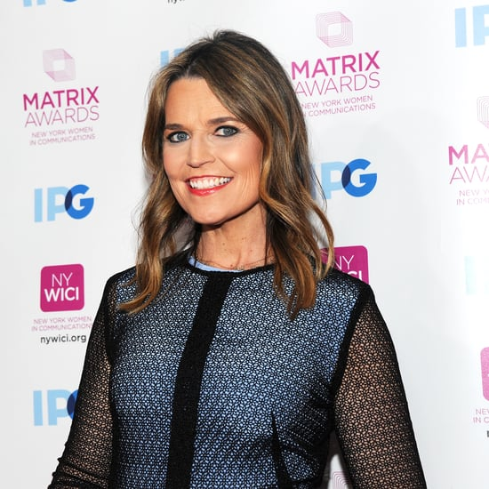 Savannah Guthrie Quotes About Motherhood April 2019