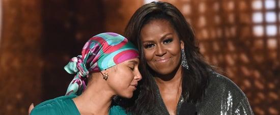 Michelle Obama's Celebrity Friends
