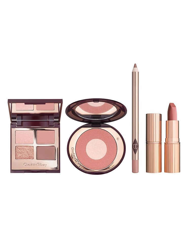 Charlotte Tilbury The Pillow Talk Look Set