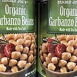Canned Organic Chickpeas