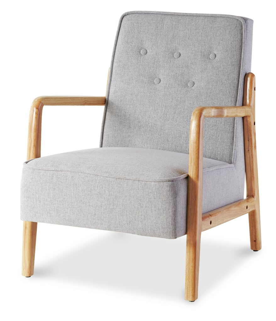 Aldi Curved Accent Chair: Aldi Home Special Buys July 2018