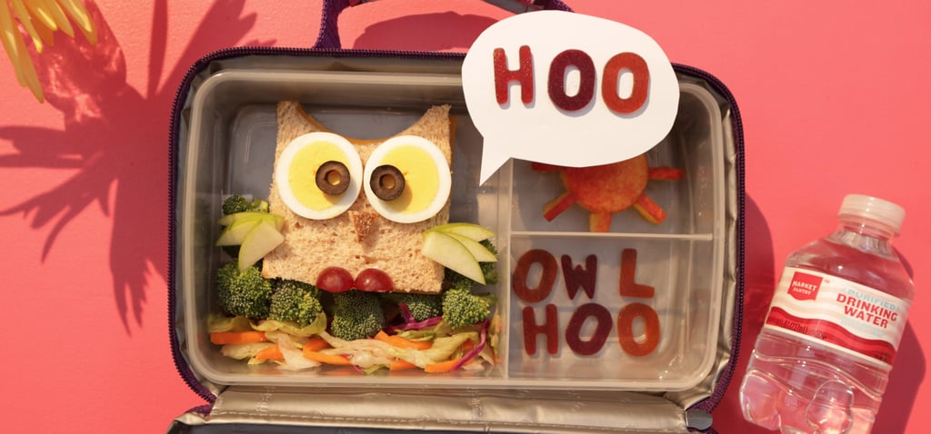 This Owl Bento Box Will Have Kids Joining the Empty Lunch Box Club
