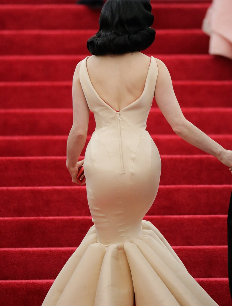 Met Gala Red Carpet Details 2014