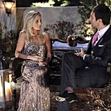 Ryan and Emily Maynard on The Bachelorette.