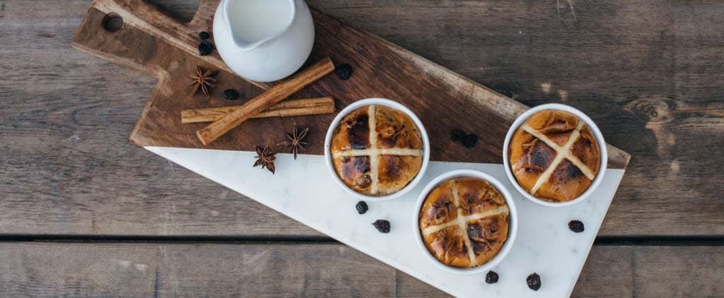 Take Your Easter From Humble to Heavenly With This Hot Cross Bun Bread and Butter Pudding