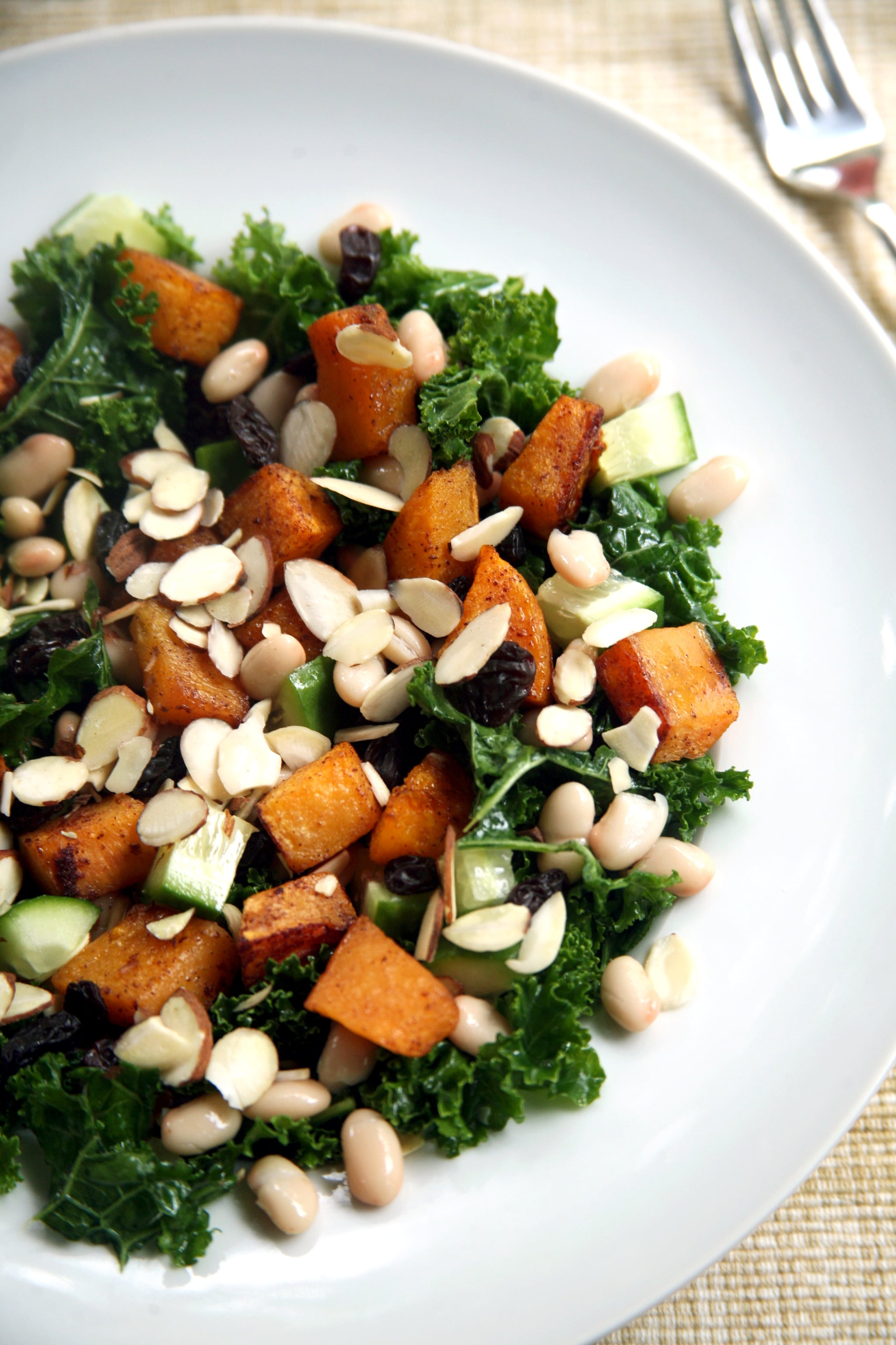The Perfect Protein-Packed Fall Salad Recipe