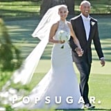 Hannah Davis and Derek Jeter's Wedding Pictures July 2016