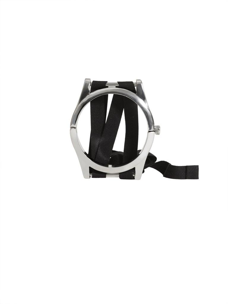 Faceless watch bracelet ($50)