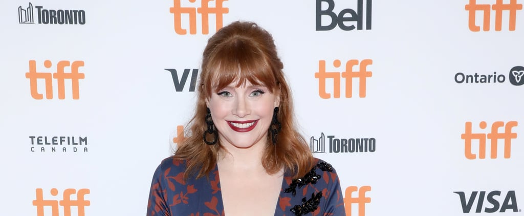 Bryce Dallas Howard's Natural Hair Colour