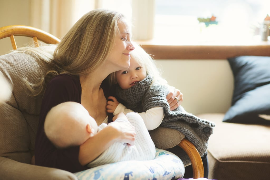 Mom Breastfeeds Baby For Last Time Before Cancer Treatment