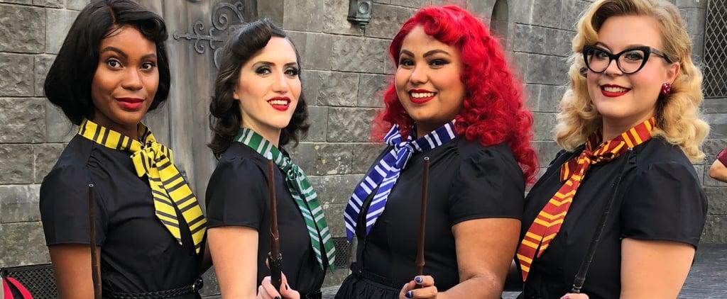 Unique Vintage Harry Potter Dresses 2018