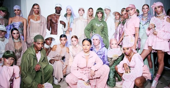 The Best Backstage Moments From Paris Fashion Week
