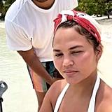 Chrissy Teigen and John Legend Family Vacation January 2019