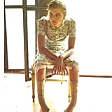 See Tavi Gevinson's First Ever Styling Gig in Blackbook September 2010