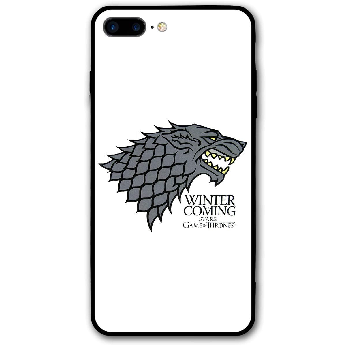 WINTER is COMING START Black Game of Thrones iphone case