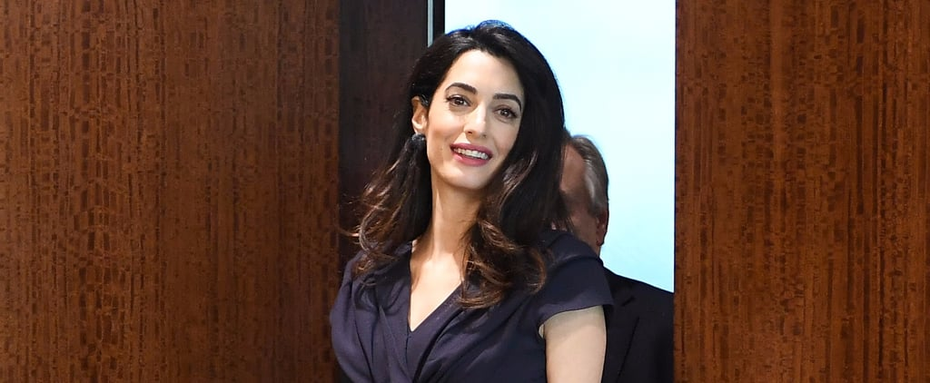 This 1 Detail on Amal Clooney's Dress Makes All the Difference