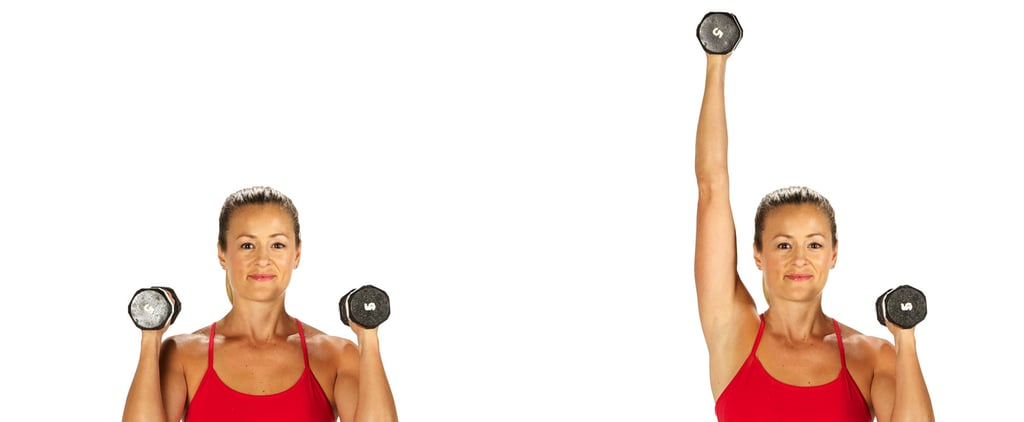 How to Do a Single-Arm Overhead Shoulder Press