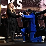 Stevie Nicks Harry Styles Rock Hall Performance Video 2019