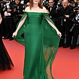Julianne Moore at the 2019 Cannes Film Festival