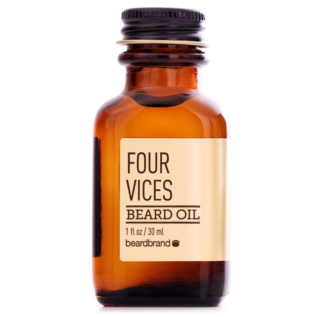 Four Vices Beard Oil by Beardbrand