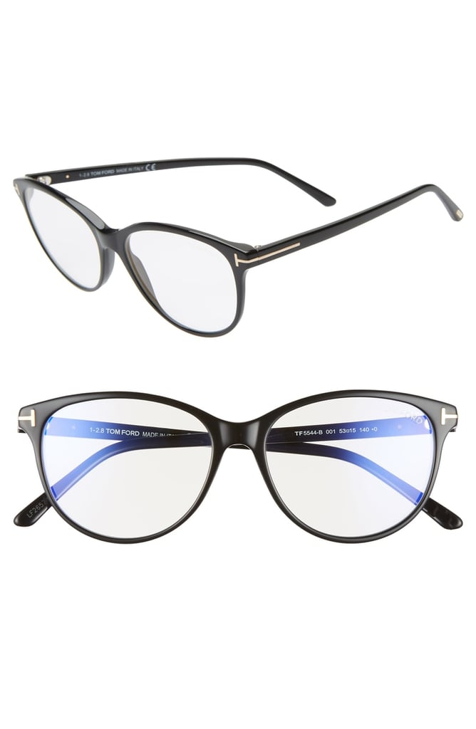 723fb1f940 Tom Ford 53mm Blue Light Blocking Glasses