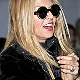 Rachel Zoe reacted to the looks at Derek Lam.