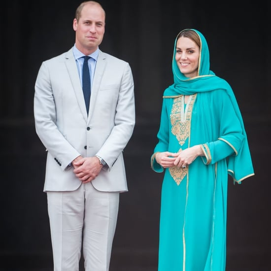 Kate Middleton's Outfits During Royal Tour of Pakistan