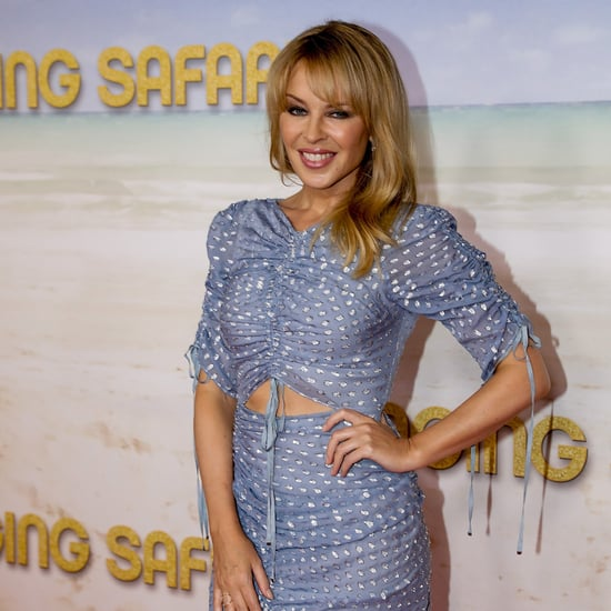 "Kylie Minogue New Single ""Dancing"""