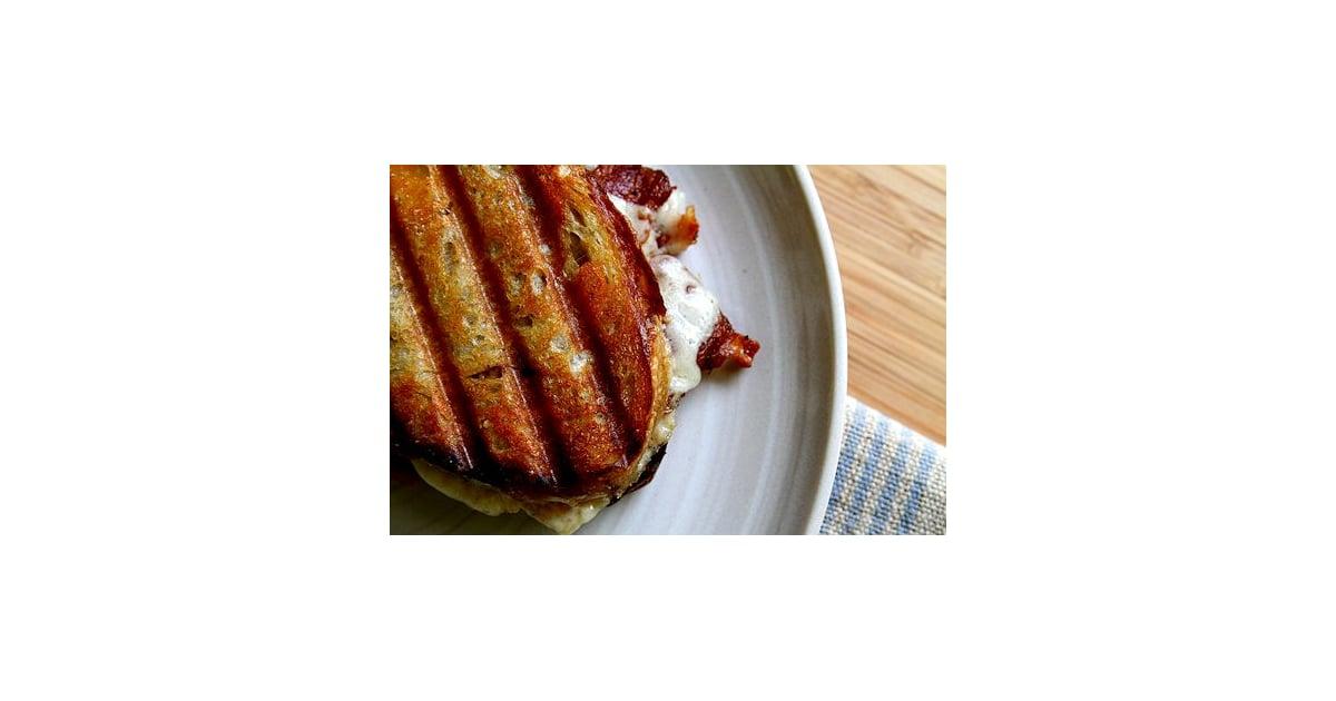 Chicken Bacon Ranch Panini | Panini Recipes | POPSUGAR ...