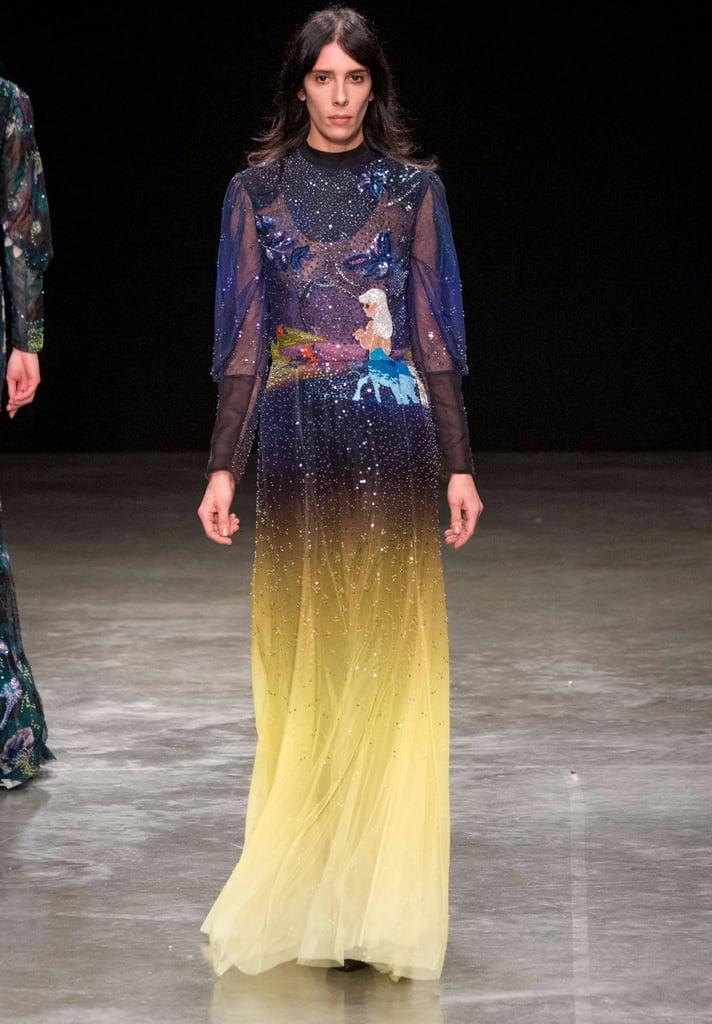 Mary Katrantzou Autumn/Winter 2017 at London Fashion Week