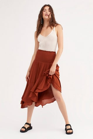 Endless Summer Going Coastal Convertible Skirt