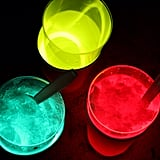 Sip on Glow-in-the-Dark Drinks