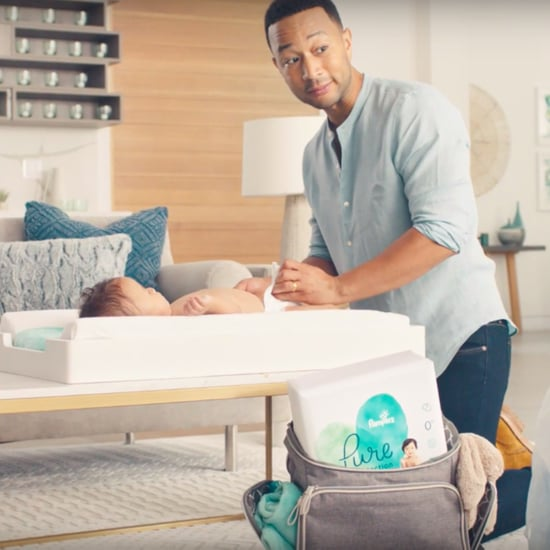 Pampers John Legend Super Bowl Ad Teaser 2019