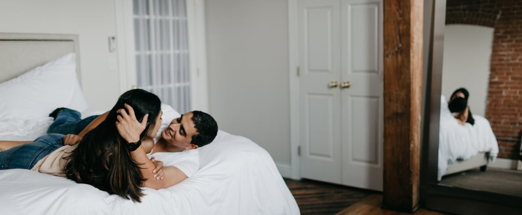 This Couple Took Engagement Photos in Their Natural State at Home, and We're Obsessed!