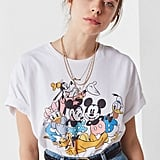 Junk Food Disney Crew-Neck Tee