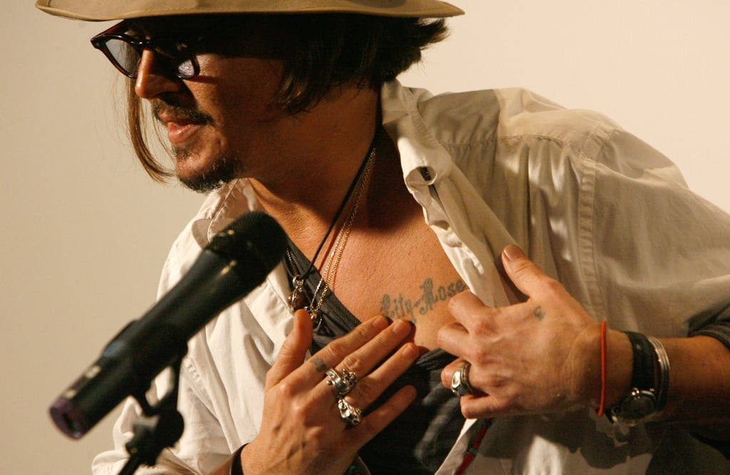 Photos From Johnny Depp