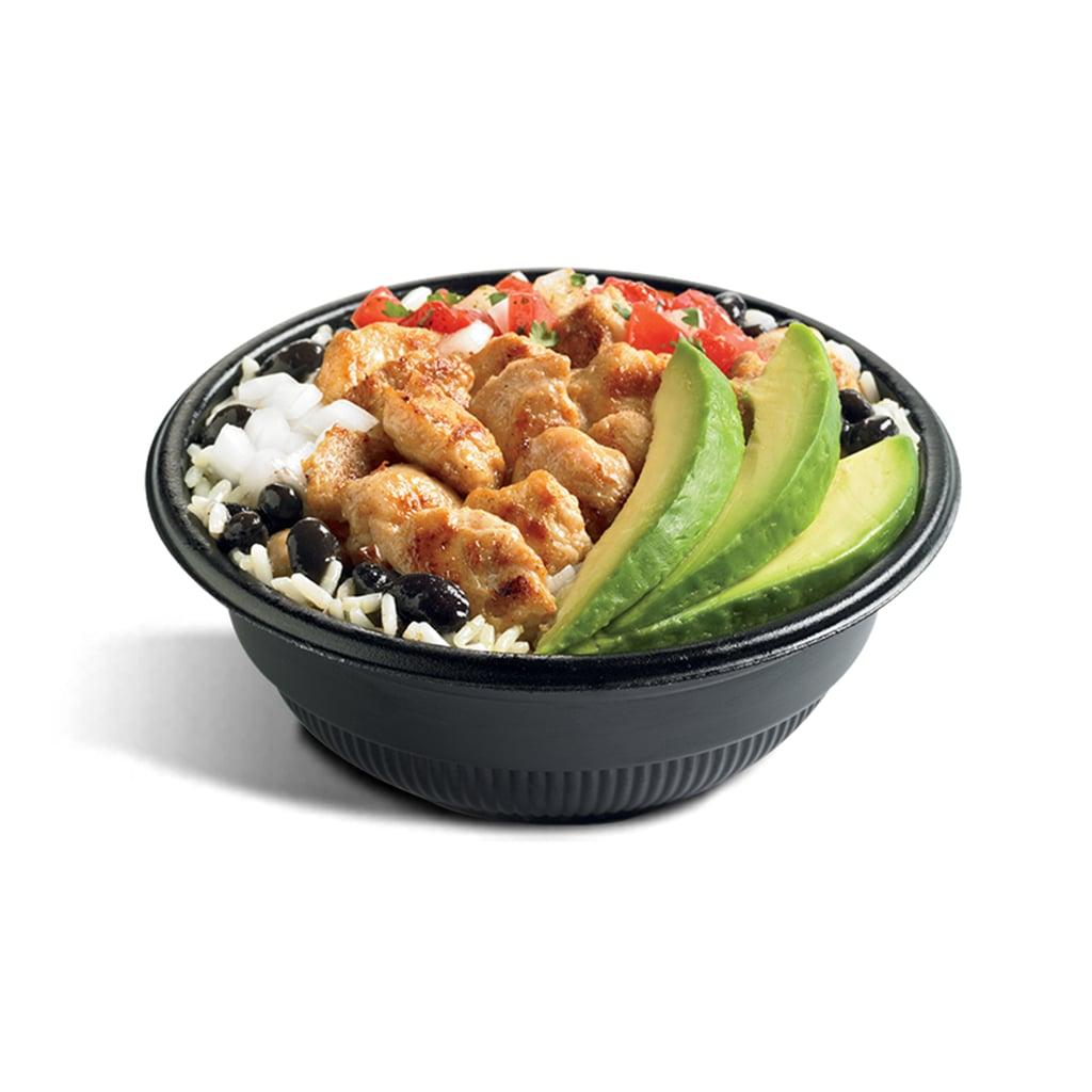 Pollo Asado Bowl With Avocado