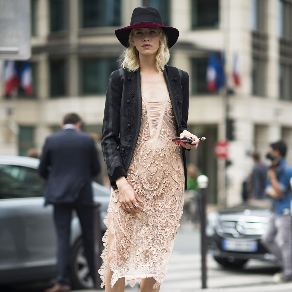 Best summer street style popsugar fashion - Street Style At Paris Haute Couture Fashion Week Fall 2013 Popsugar Fashion