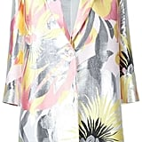 Rochas printed coat ($2,153)
