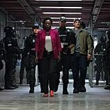 Amanda Waller (Viola Davis) leads the charge.