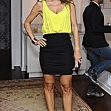 Maria Menounos at a Lucky magazine event.