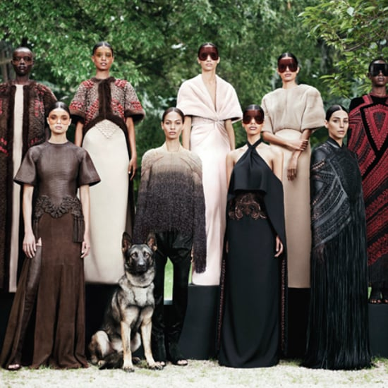 Givenchy Couture Fall 2012 Collection