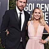 Kristen Bell's Daughters' Notes After the 2019 Globes