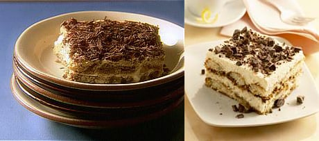 Tiramisu Two Ways — Beginner & Expert