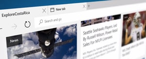 Your First Look at Microsoft Edge, Internet Explorer's Replacement
